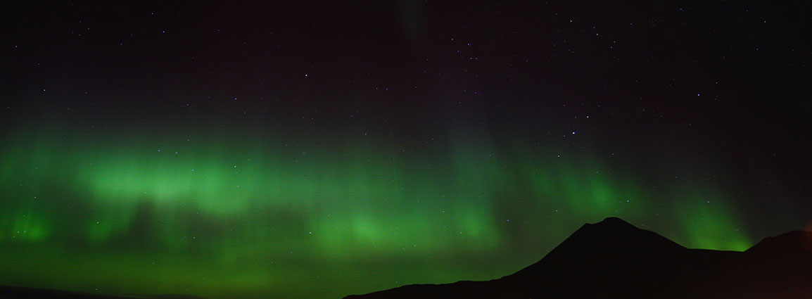 Myths and stories of the northern light