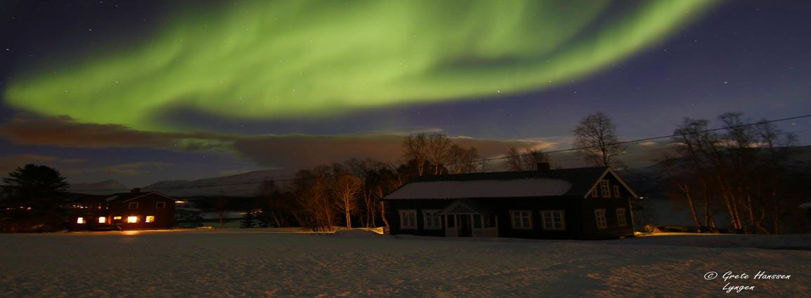 The name Aurora Borealis