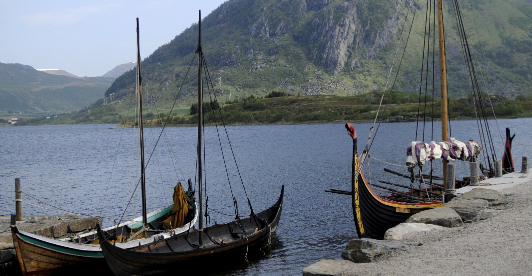 The Proud Vikings of Lofoten