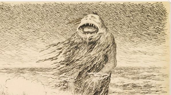 The Creepy Trolls of Lofoten