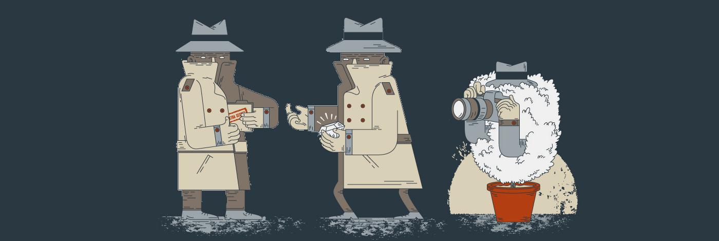 Arctic Spies