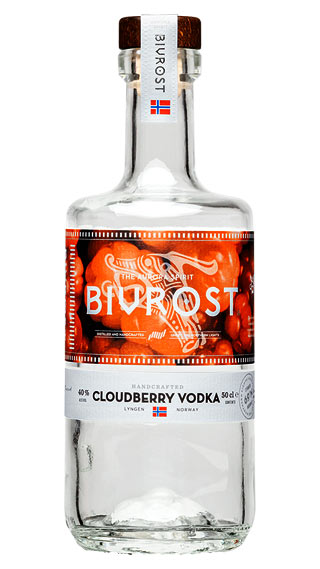 Bivrost Cloudberry Vodka