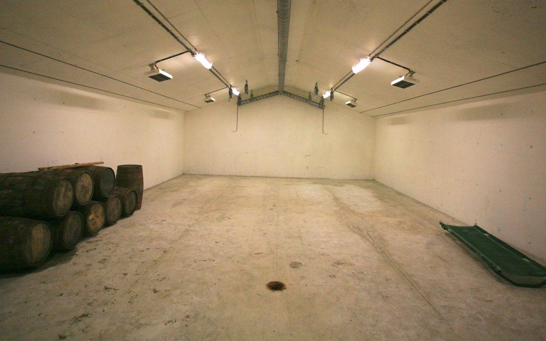 Niflheim – Cask storage
