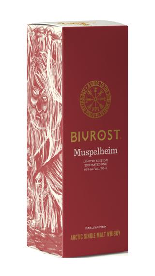 Bivrost Muspelheim – Arctic Single Malt Whisky